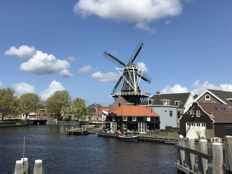 de adriaan windmill | the silvernomad