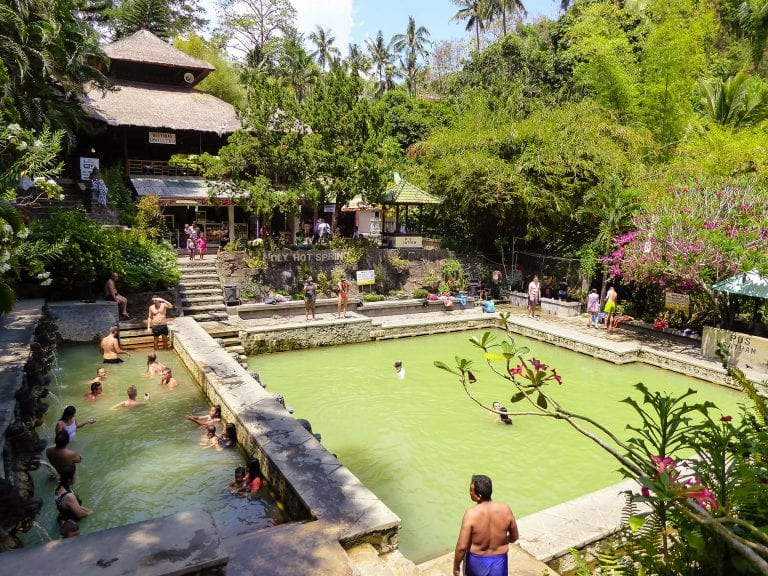 Banjar Hot Springs | The Silver Nomad