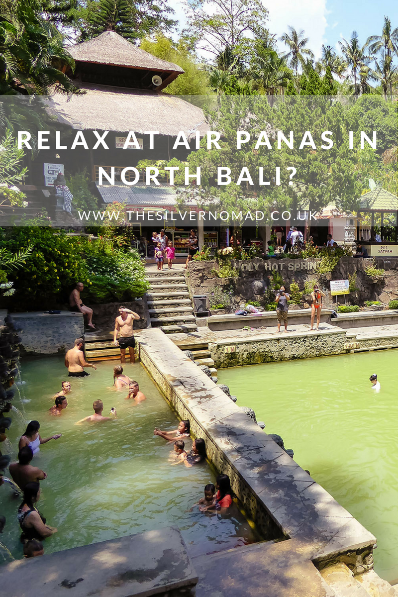 Relax at the Air Panas | The Silver Nomad