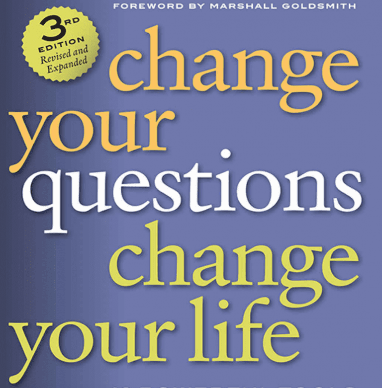 Change your Questions Change your Life | The Silver Nomad