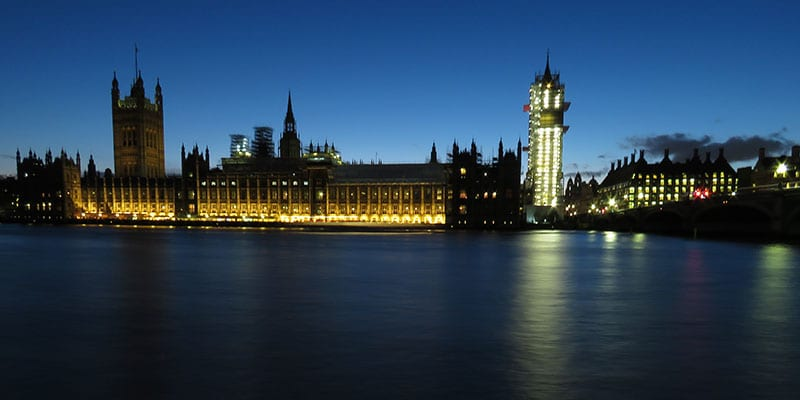 Houses of Parliament shot during the Airbnb Photo Experiences in London | The Silver Nomad