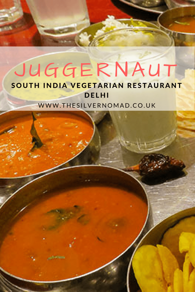Juggernaut Vegetarian Restaurant | The Silver Nomad