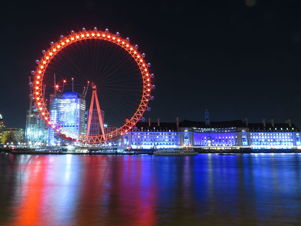 London Eye shot during the Airbnb Photo Experiences in London | The Silver Nomad