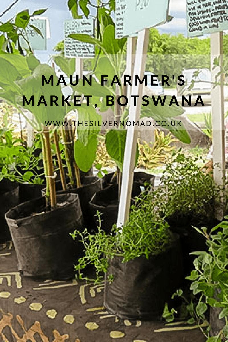 Maun Farmers Market Botswana | The Silver Nomad