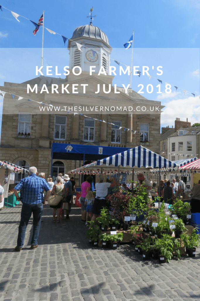 Kelso Farmers' Market July 2018