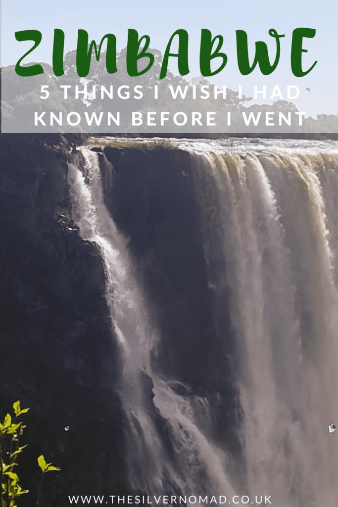 Zimbabwe - 5 things I wish I had known before I went
