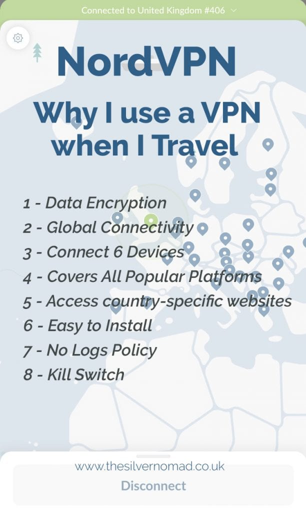 NordVPN Why I use a VPN when I travel