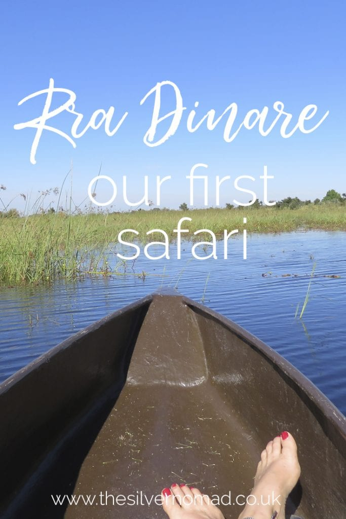 Rra Dinare our first safari