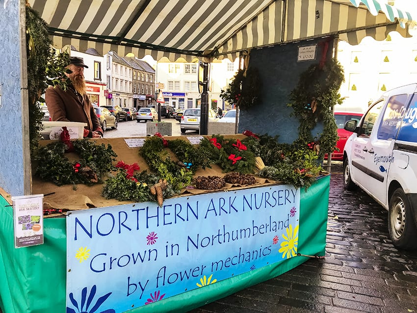 Northern Ark at Kelso Farmers Market