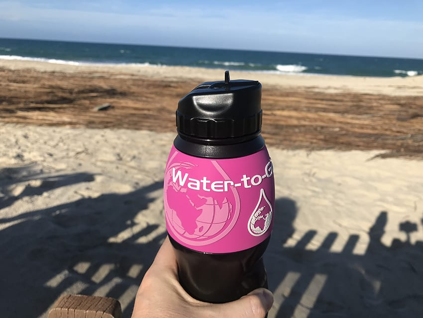 Water-to-Go at Ceara