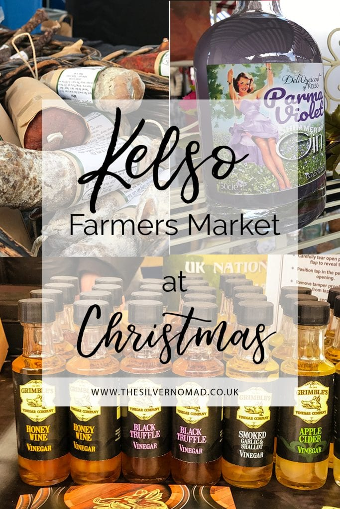 Kelso Farmers Market at Christmas