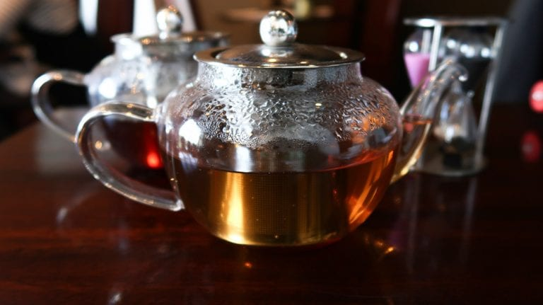 ombai Chai and Coffee Truffle Teas at The Chesterton Bicester