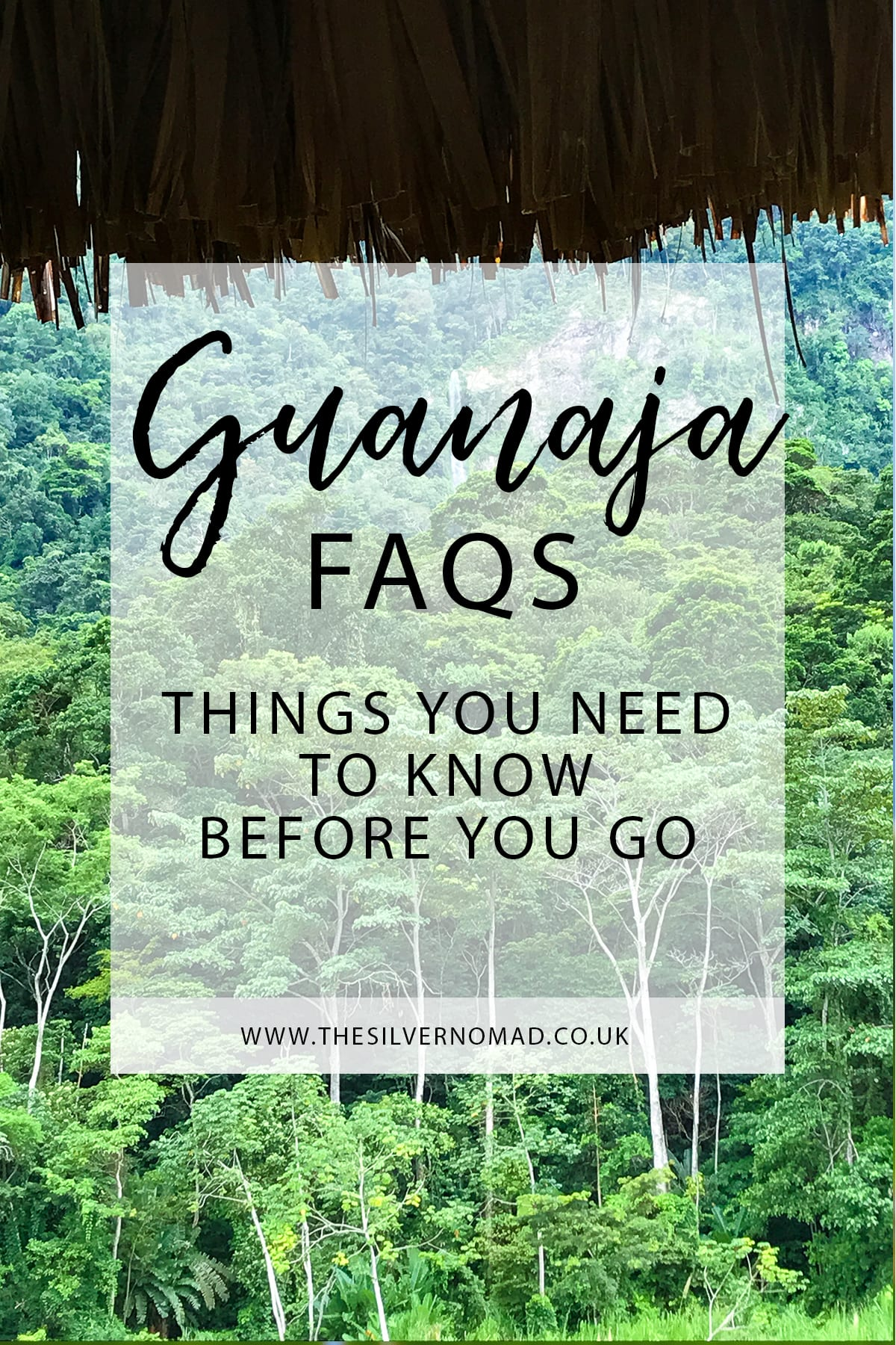 Guanaja FAQs Things you need to know before you go