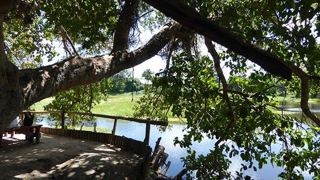 Old Bridge Backpackers, Maun