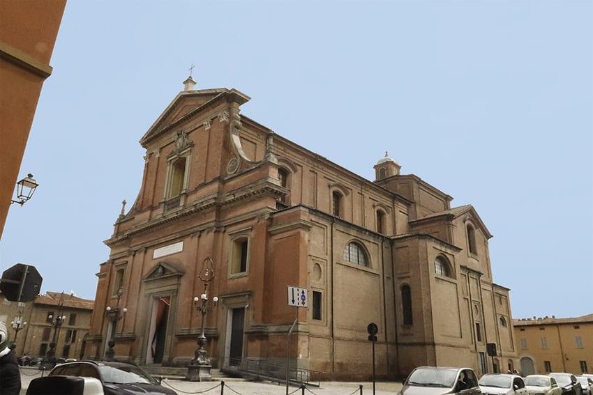 Basilica Cattedrale di San Cassiano Martire in Imola