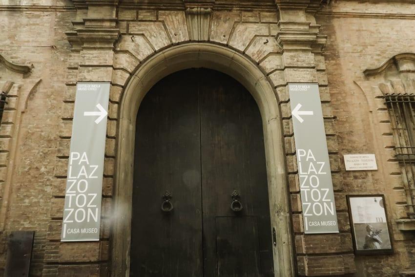 Palazzo Tozzoni in Imola