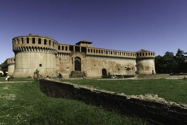 Rocca Sforzesca in Imola