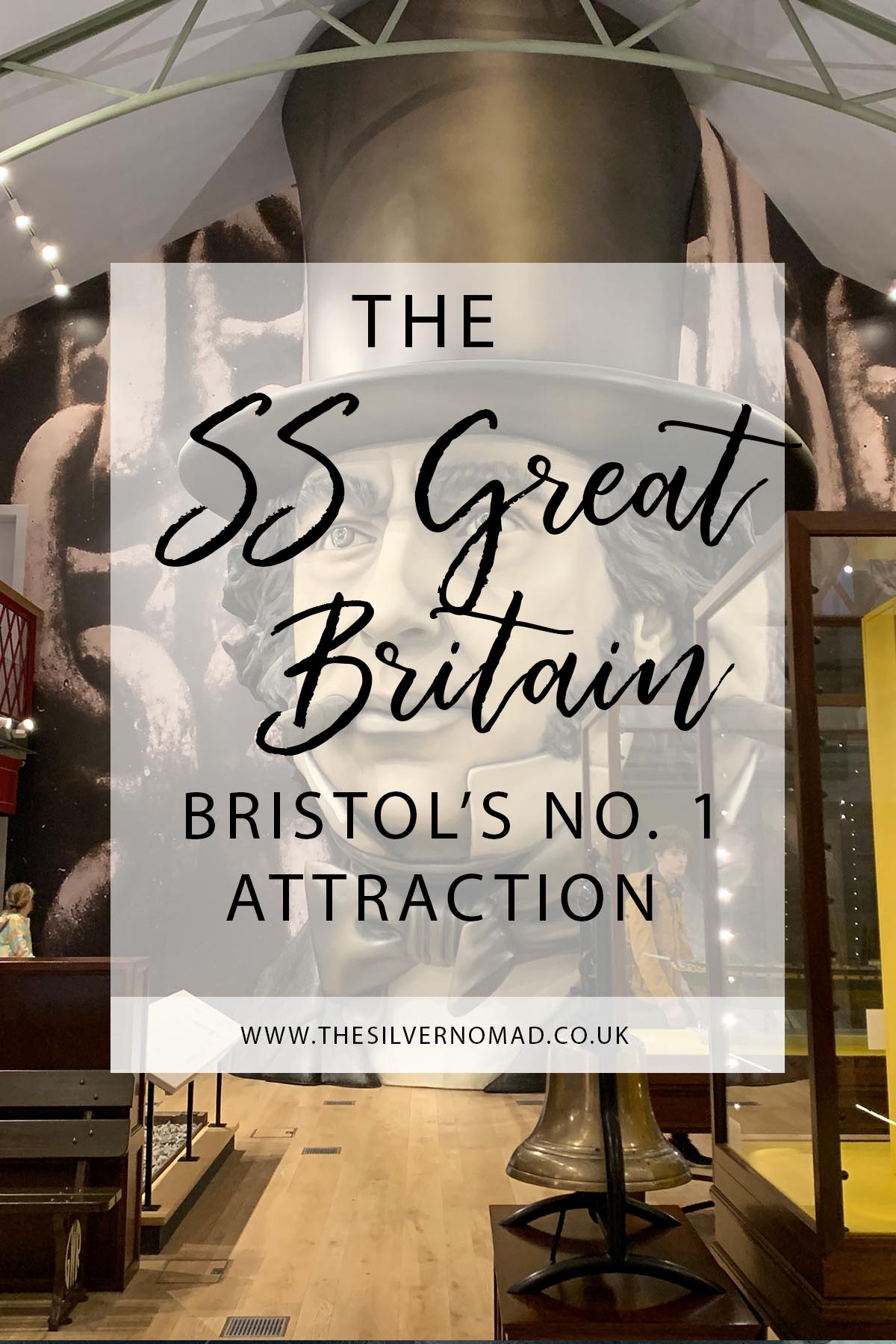 Visit the Being Brunel Museum at the SS Great Britain, Bristol and fin out about Isambard Kingdom Brunel