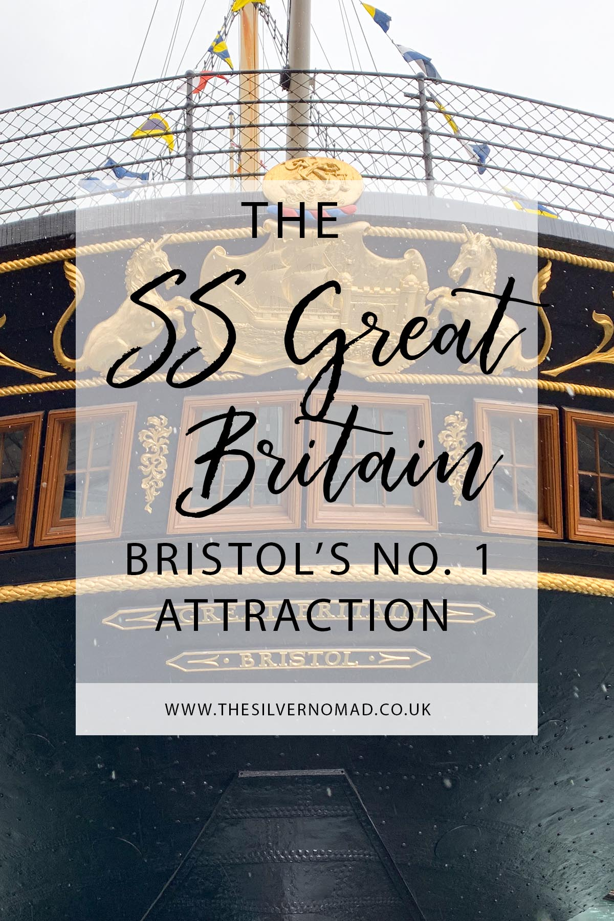 Brunel's SS Great Britain hailed as 'the greatest experiment since the Creation', is in dry dock in Bristol's Great Western Dockyard.