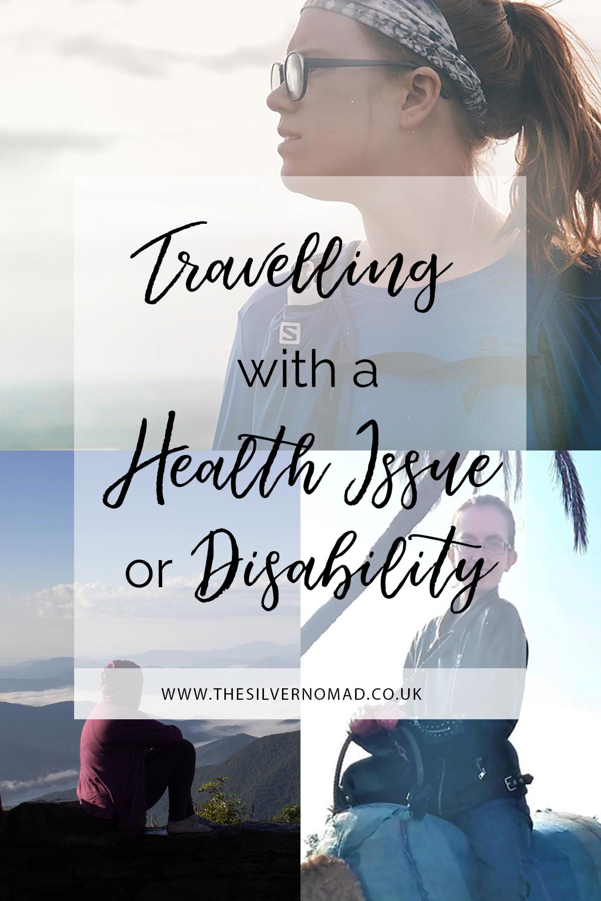 Travelling can be difficult at the best of times, but when you have a disability or a health issue to contend, it can be really challenging.