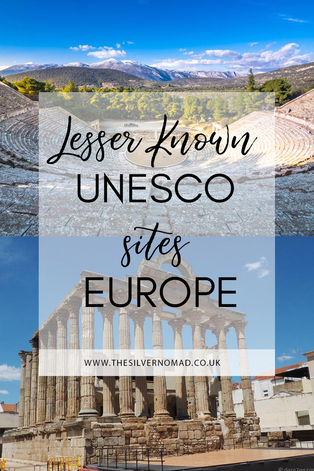 Off the beaten track UNESCO sites in Europe