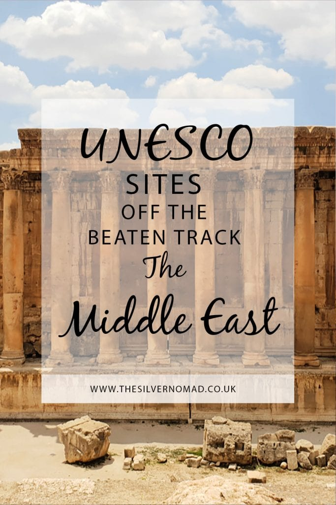 Off the beaten track UNESCO sites in the Middle East