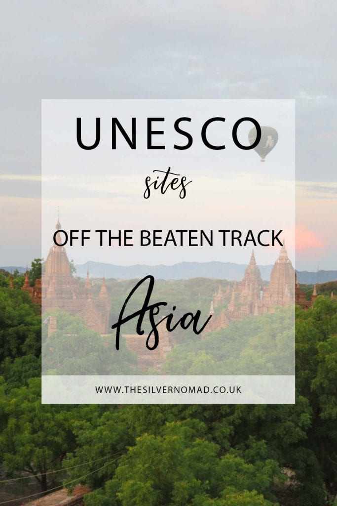 A round-up of some of the more unusual UNESCO sites around Asia. Off the beaten track UNESCO sites in Asia that deserve a visit.